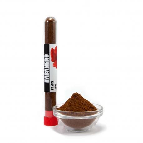 Red Habanero mash se semínky 200ml