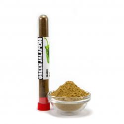 Green Habanero mash bez semiačok 200ml